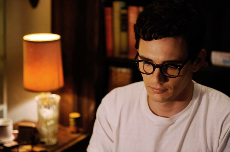 James Franco, as Allen Ginsberg, 2010 | Essential Gay Themed Films To Watch, Howl http://gay-themed-films.com/watch-howl/