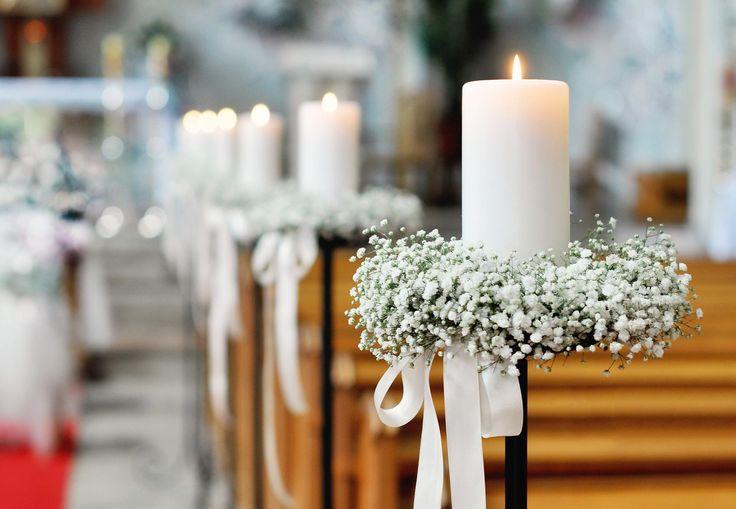 Nietypowe Dekoracje Ślubne i Weselne | Dekoracje Kościoła