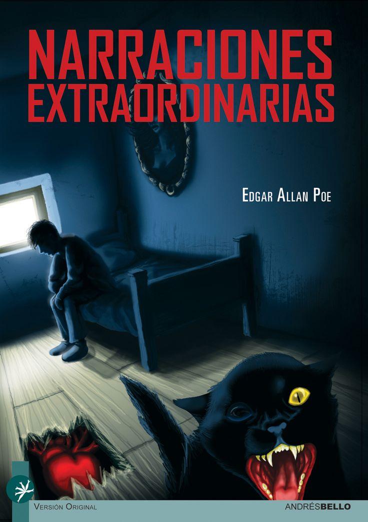 Buscando libros: Narraciones Extraordinarias de Edgar Allan Poe