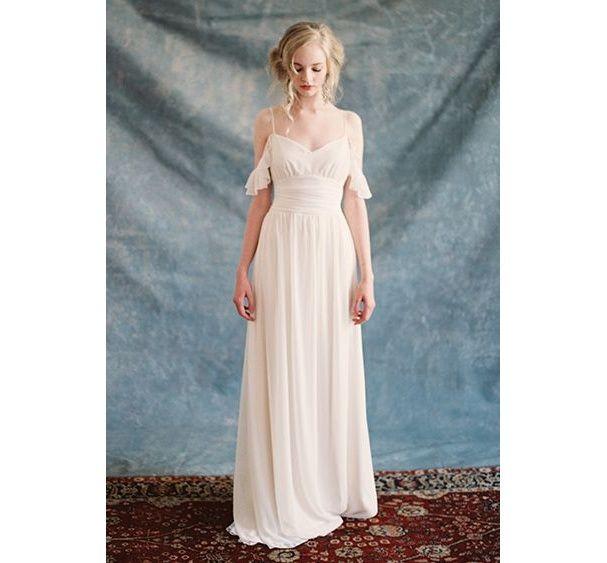 claire pettibone robe mariée bohème