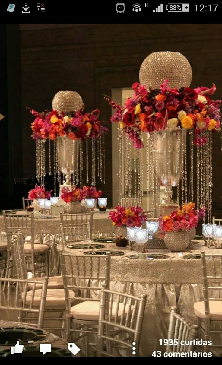 26 best navy coral and silver images on pinterest table centers glitter is all in fashion nowadays be it apparels footwear accessories or decor its now used as a theme for wedding decor too junglespirit Images