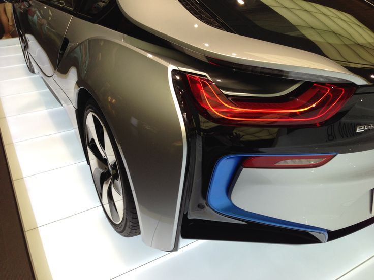 BMW i8 detail2
