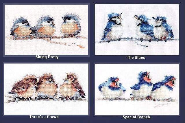 Special Branch By Valerie Pfeiffer -- click to see all 4!