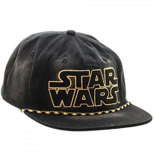 Star Wars Logo Washed Unstructured 6 Panel Snapback //Price: $10.94 & FREE Shipping //     #starwarsmeme