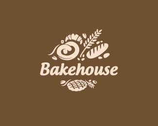 Bakehouse Logo design by Logobrands - Logo for bakery or bakehouse #bread #baking #bakery #logo #design #BrandCrowd