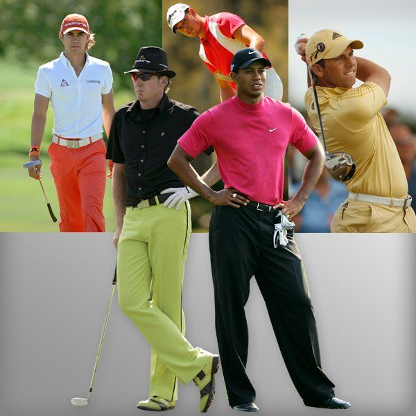 2000 & Beyond                                                        Athleticism and performance rule as golfwear becomes a fertile ground for technical innovation.