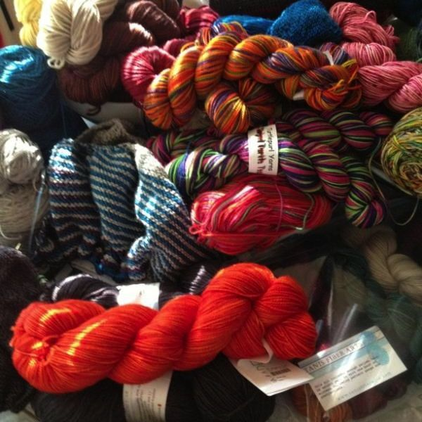 What do you do with leftover yarn in your stash? | The Craft BlogYarn Crafts, Yarns Crafts, Crafts Ideas, Sewing Crafts, Diy Crafts, Crafts Blog, The Crafts