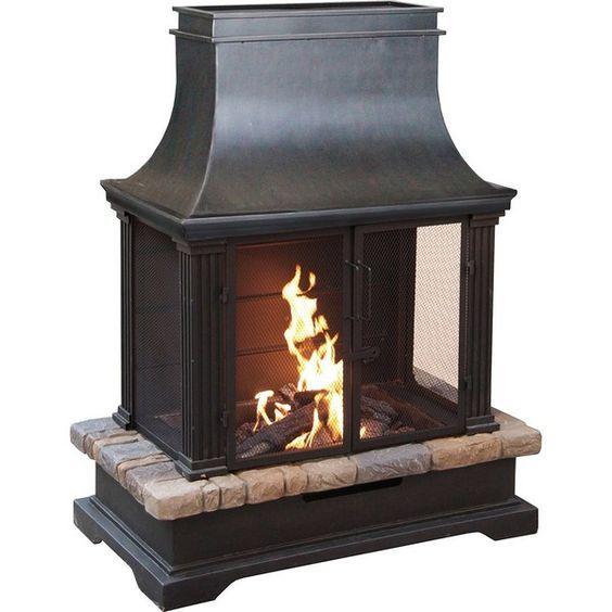 Bond Cheap Outdoor Fireplace Kits Outdoor Fireplaces Pinterest