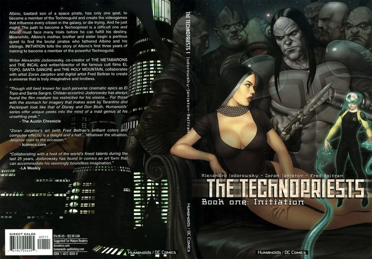 The Technopriests (2004) Issue #1 - Read The Technopriests (2004) Issue #1 comic online in high quality