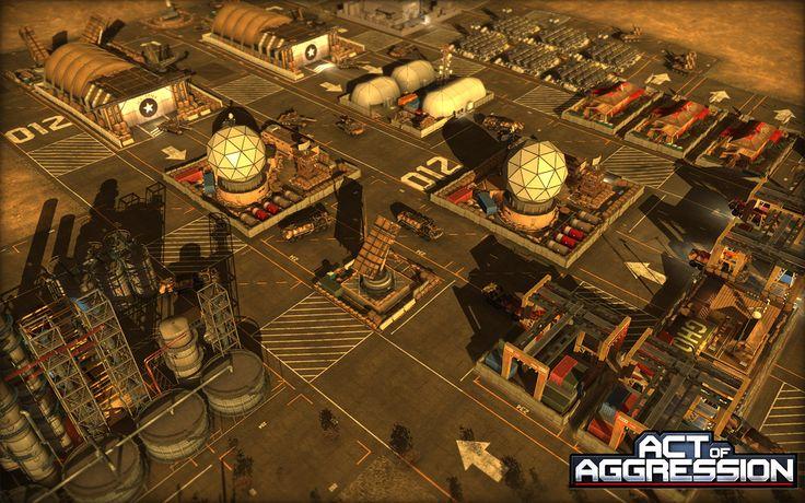 gamescom act of aggression