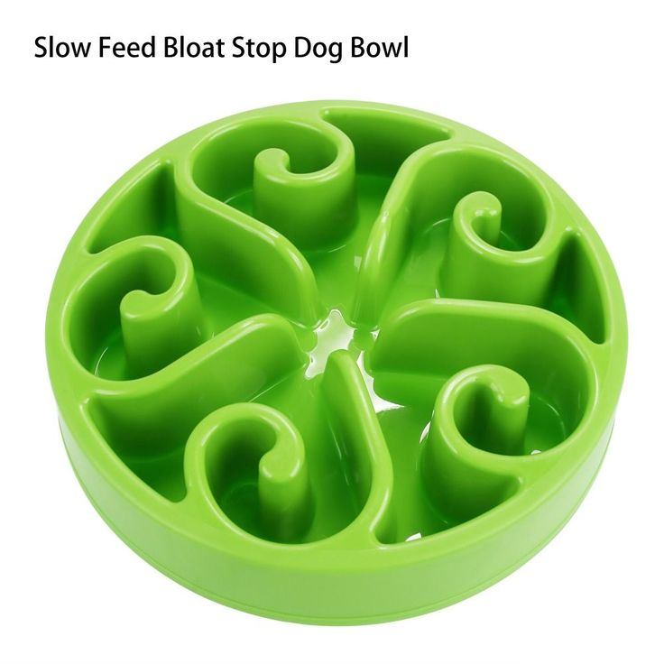 Homdox Comedero Perro Fun Feeder Dog Food Slow Bowl Puppy Anti Choke Bowl Pet Cat Food Comedouro Lento for Animal #2020