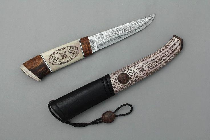 Etno knife - 2 (Sweden). Artist