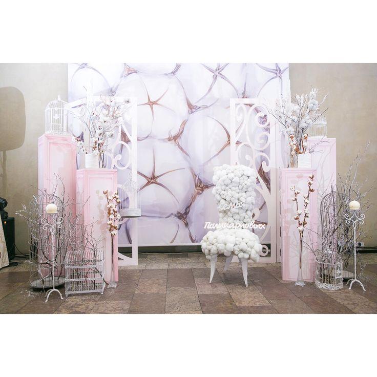 Wedding Day Ideas: Wedding Day Photo Zone #wedding #photozone #ideas #decor