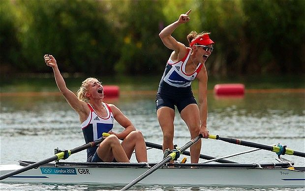 Katherine Copeland and Sophie Hosking storm to gold to claim GB's first ever women's lightweight doubles title