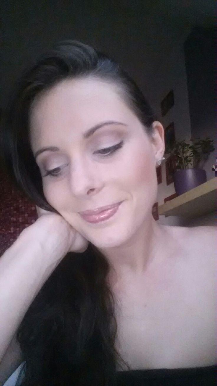 #ZuzkaMakeup #makeupartist #makeup#gotowork