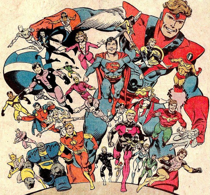 Naked Legion Of Superheroes 19