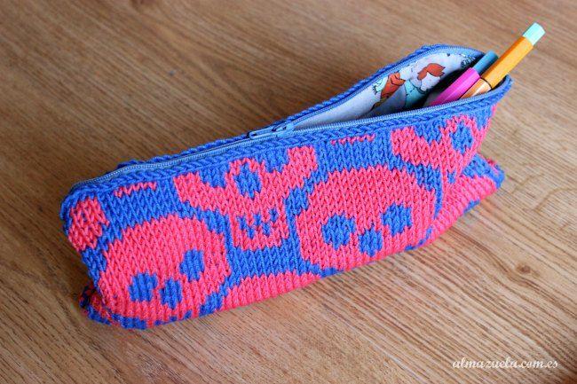1000 images about punto on pinterest patrones trapillo - Puntos crochet trapillo ...