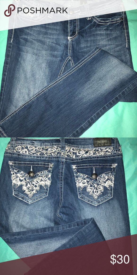 ZCO Jeans. Brand-new size 9 ZCO Jeans Boot Cut