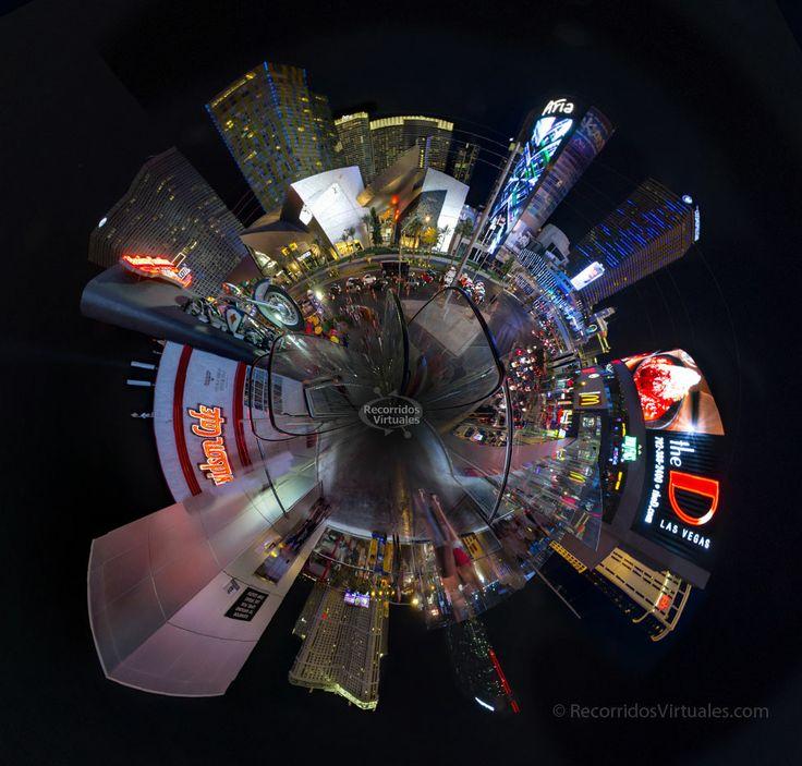 Las Vegas: mayo del 2014. esta toma nos llevó más tiempo del pensado, los turistas no dejaban de pasar.