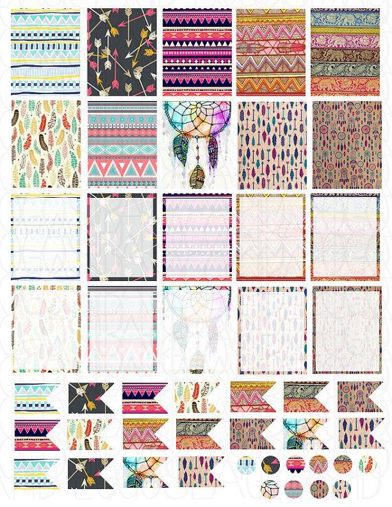 Printable Planner Stickers Erin Condren Sticker by LaceAndLogos