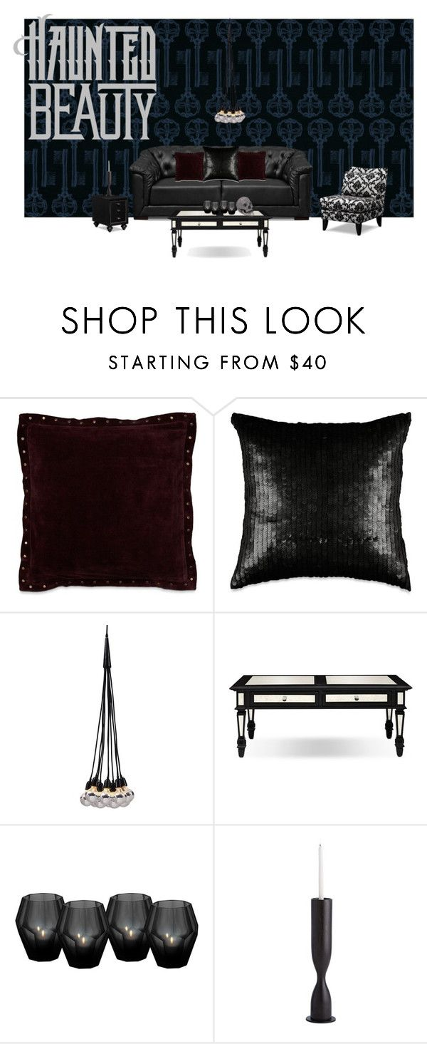 Gothic home furniture together with four hands furniture sale besides - Indulge Your Dark Side With Crimson Peak Contest Entry By Valuecityfurn On Polyvore Featuring Interior