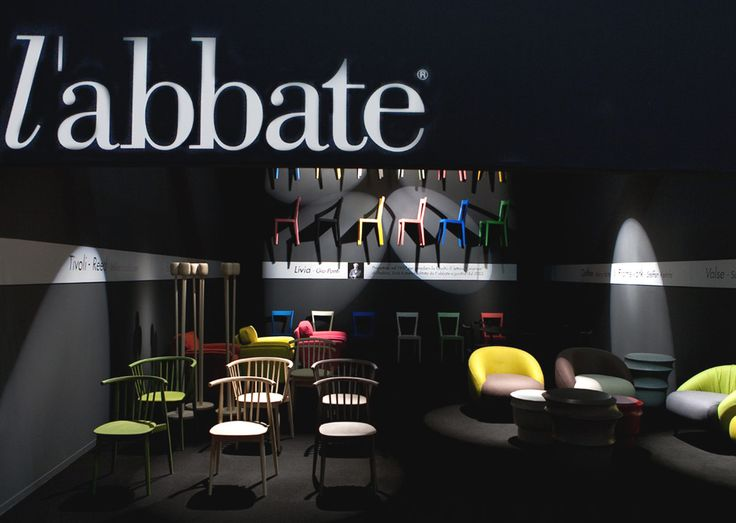 L'Abbate Italia: Milan Furniture Show 2015
