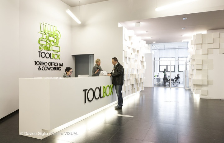 Coworking Space - Toolbox, Torino, Italy