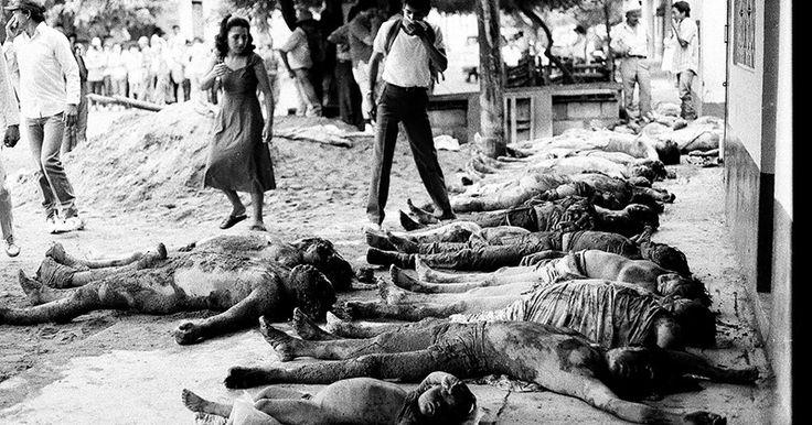 Muertos anónimos Foto por Pastor Velásquez