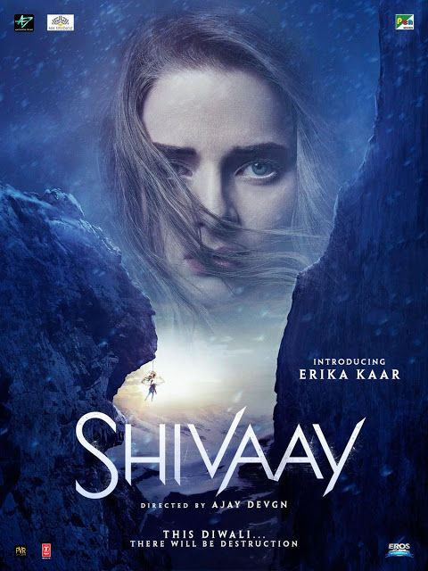 Beautiful Erika Kaar's debut in Ajay Devgn's 'Shivaay'. http://www.bollywoodnentertainment.com/2016/06/beautiful-erika-kaars-debut-in-ajay.html