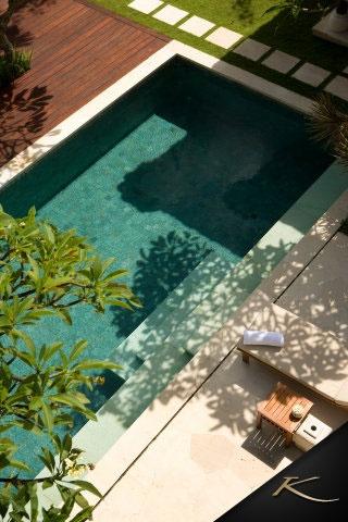 Villa 26 view deluxe pool #karmajimbaran