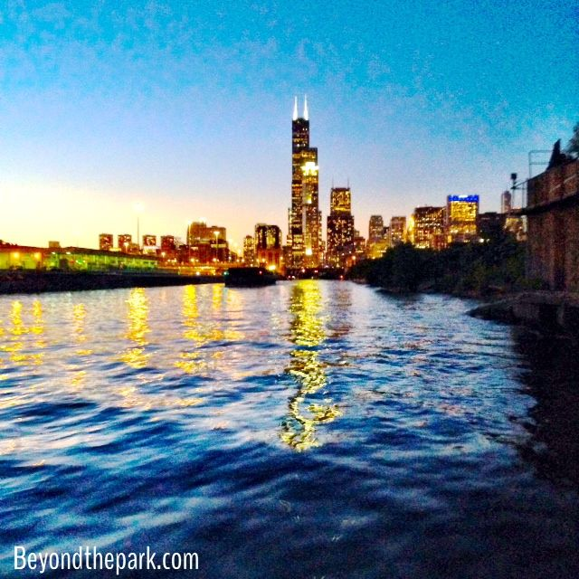 Water Taxi Chicago Adds a Dose of Fun to any afternoon