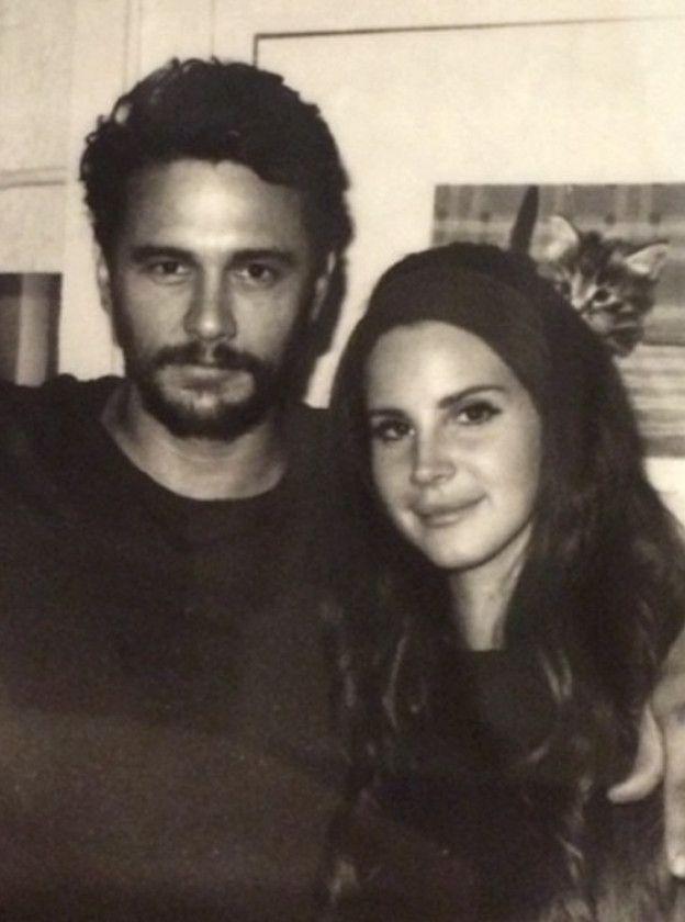 James Franco, Lana Del Rey
