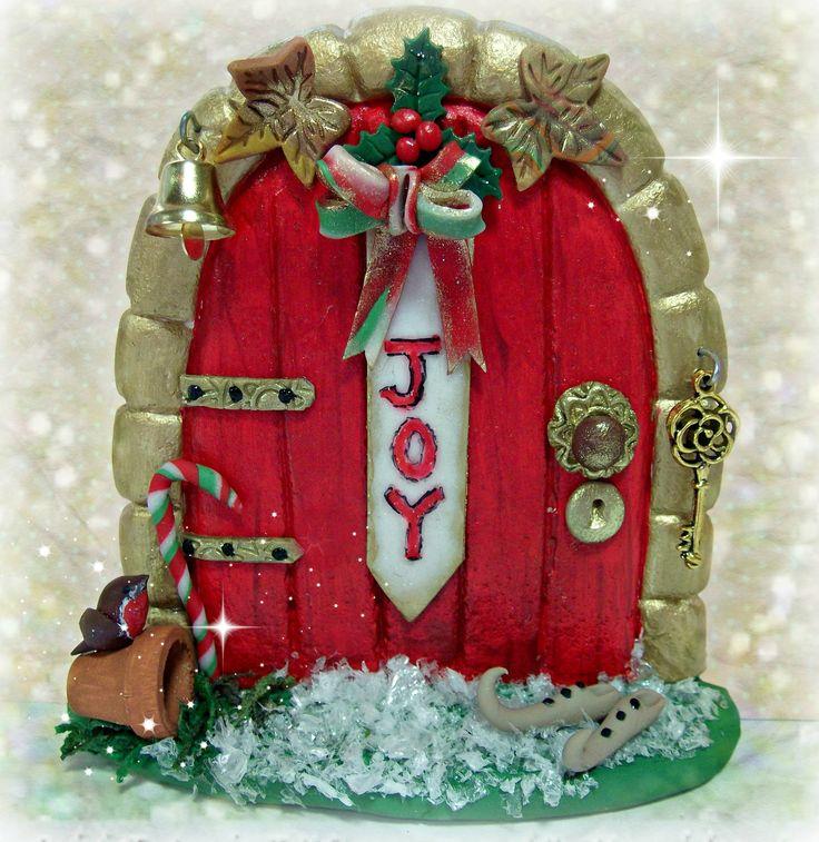 Fairy Door https://www.etsy.com/shop/CharmedFairyDoors