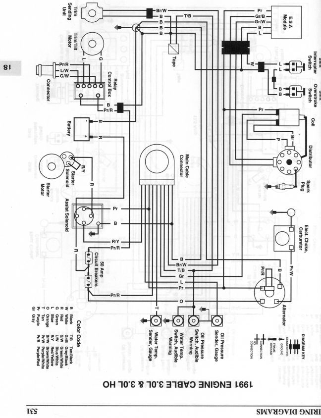 12 omc engine wiring diagram  diagram omc engineering