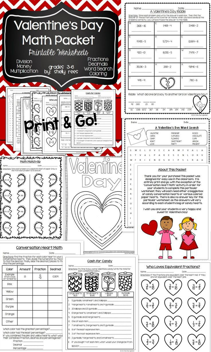 Russian Revolution Worksheets  Best Valentines Day Math Ideas Images On Pinterest  Johari Window Worksheet Pdf with Present Tense Worksheets For Grade 3 Valentines Day Math  Print And Go Free Handwriting Worksheets Maker Pdf