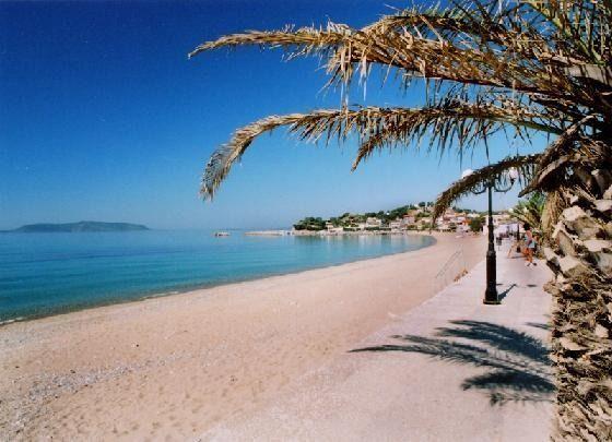 Finikounda Beach, Greece