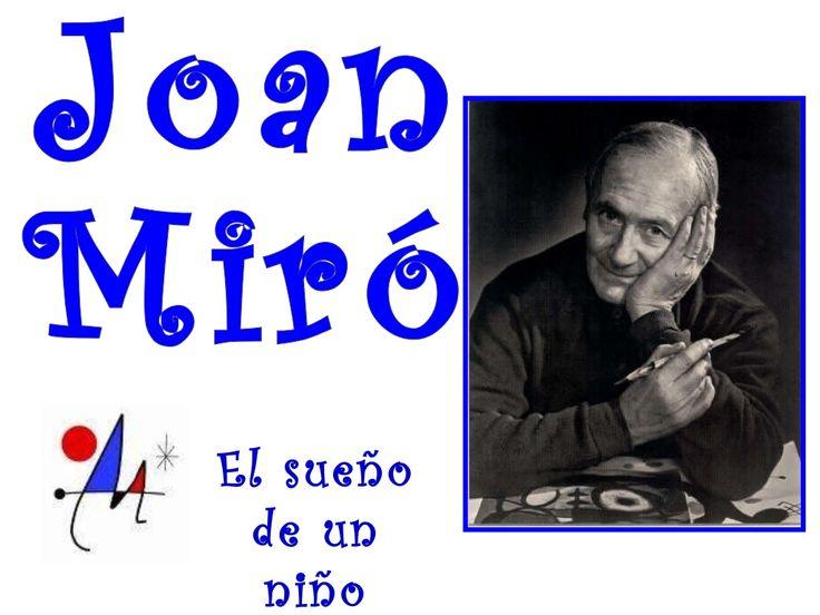 Joan miró su vida by MJEdcstr via slideshare