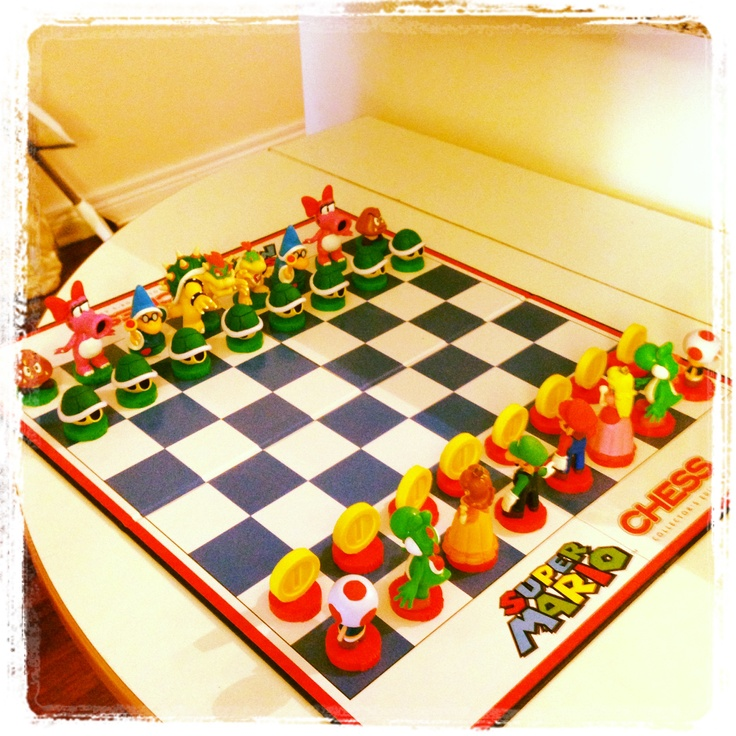 Best chess set EVER!