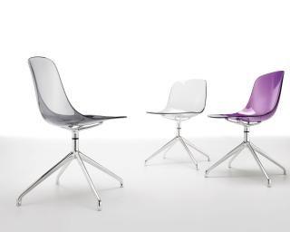 infiniti PURE LOOP Swivel Design-Stuhl - Artikelbild