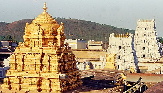 1 Nights/2 Days Tirupati Balaji