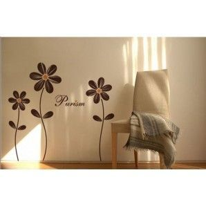 Delling Flowers Wall Decals