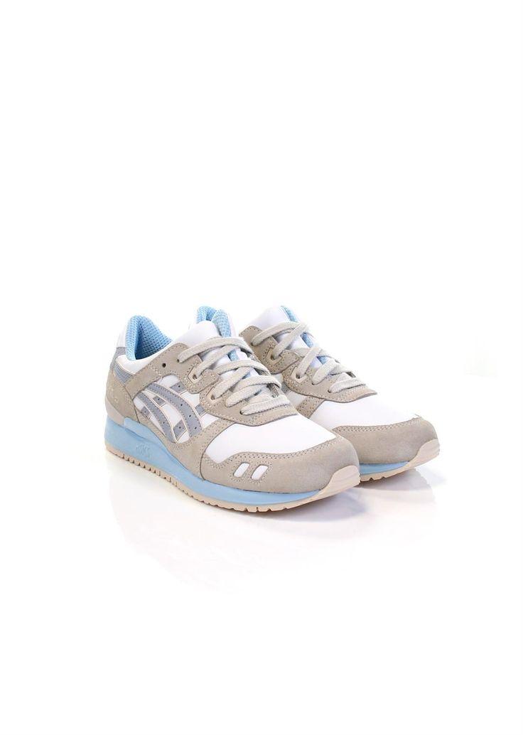 Asics-h6u9l Sneakers Dames Wit Donelli.nl