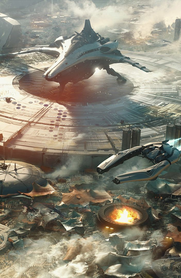 Star Citizen: Banu Defender - Jan Urschel