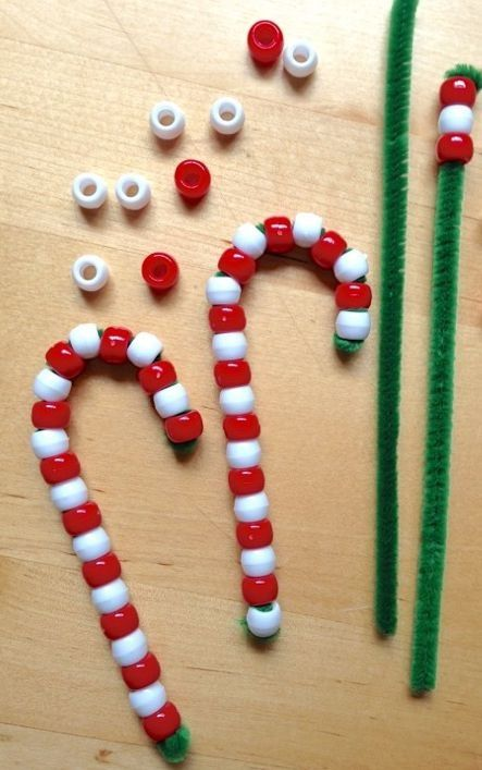 Candy canes More