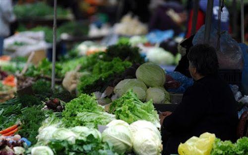 Open markets in Greece | Smile Greek