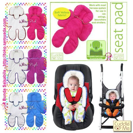 JUAL MURAH CUDDLE ME SEAT PAD | TOKO SEMUADA | BUNDA SALSABILA | #bayi #anak #baby #babyshop #newborn #Indonesia #gendongan #carriers #jakarta #bouncer #stroller #playmat #potty #reseller #dropship #promo #breastpump #asi #walker #mainan #olshop #onlineshop #onlinebabyshop #murah #anakku #batita #balita