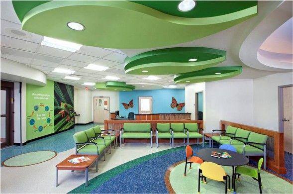 Consejos útiles para la decoración del consultorio pediátrico