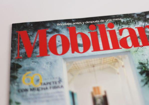 Revista Mobiliari - Diseño Editorial