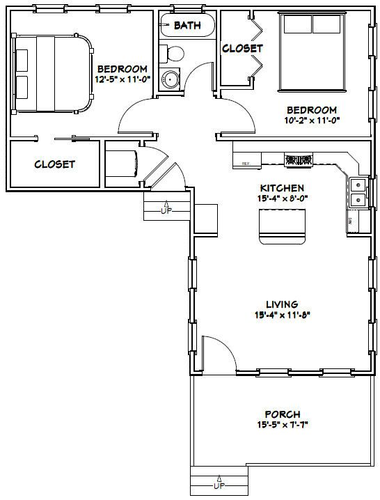 Best 25 shed houses ideas on pinterest small log cabin for 16x32 cabin floor plans