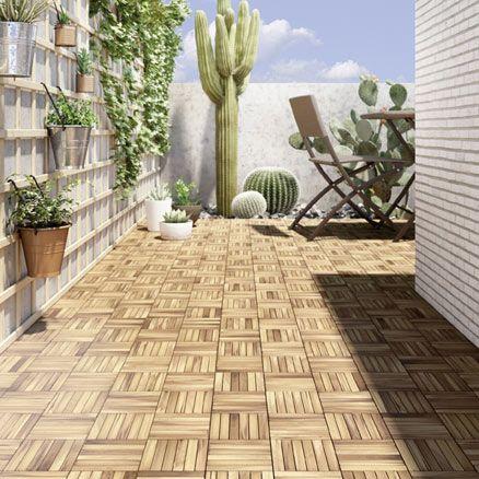 M s de 25 ideas incre bles sobre baldosas para exterior en - Azulejos de terraza ...